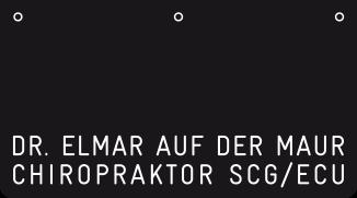 Dr. Elmar Auf der Maur